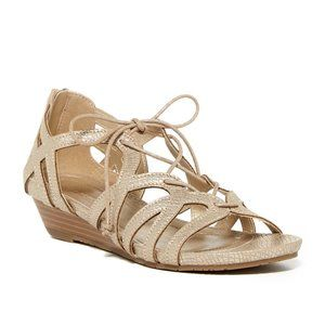 Kenneth Cole Reaction Great Joy Lace-Up Sandal 8.5